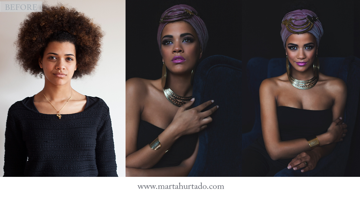 graphility-Marta-Hurtado-Contemporary-Portrait-Photography-Brusself-before-and-after-Yinka