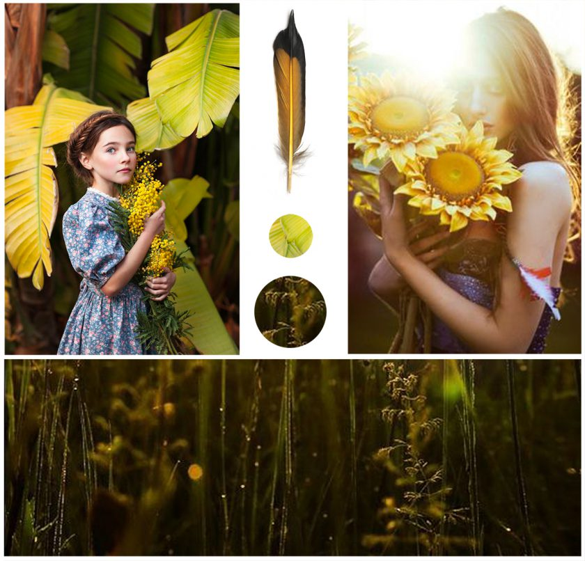Moodboard | Yellow
