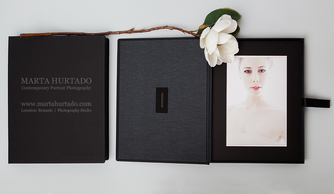 Portrait Photography ♥ NEW beautiful portfolio boxes