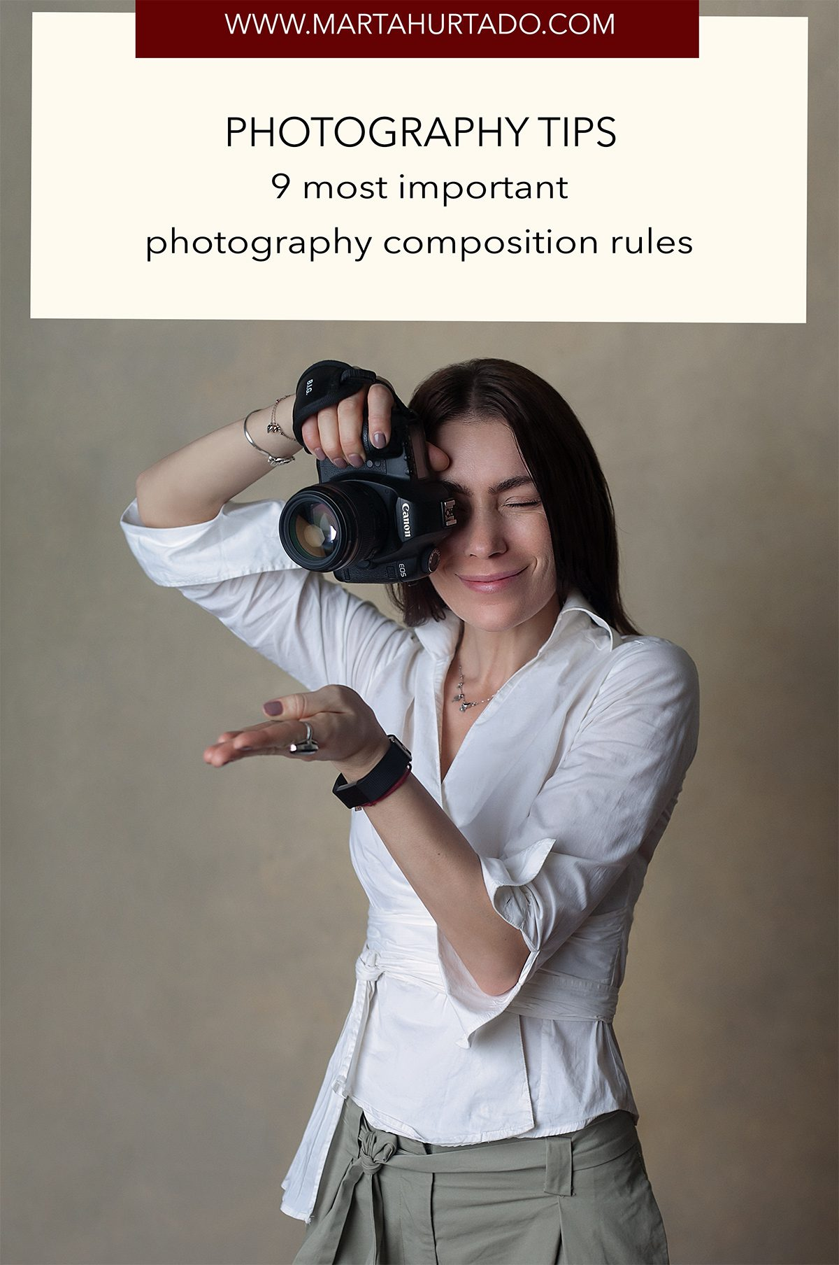 What are the 9 most important photography composition rules?