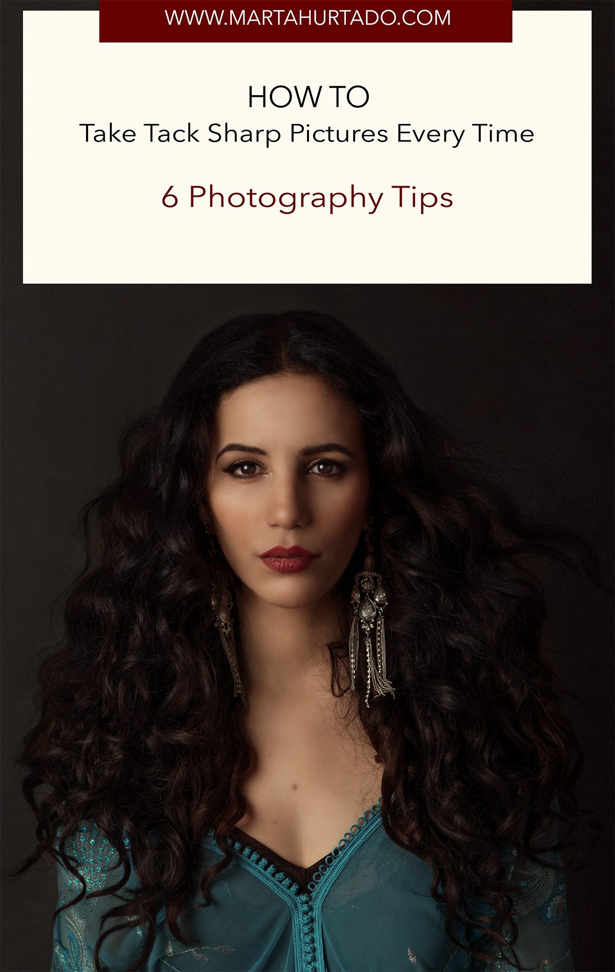 6 Photography Tips on How to Take Tack Sharp Pictures