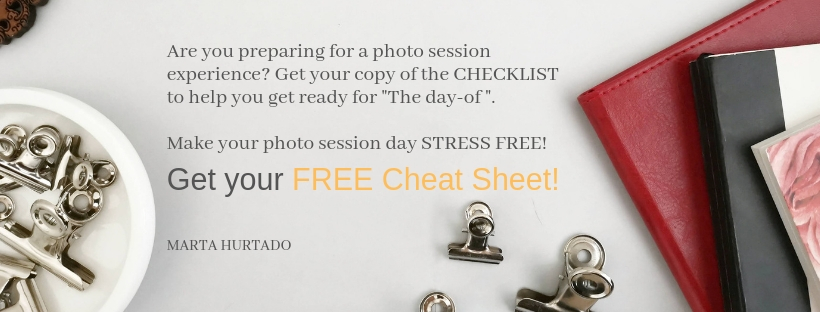 Cheat Sheet-Marta-Hurtado-The day-of photo session-Checklist
